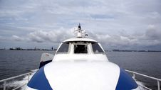 Free Express Boat Royalty Free Stock Photography - 15504617