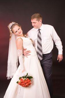 Free Happy Newly-wed Stock Photos - 15504683