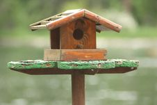 Free Bird S Hotel Stock Image - 15504741