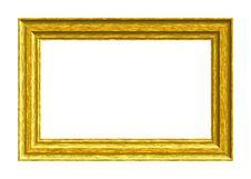 Free Golden Frame Stock Photography - 15504842
