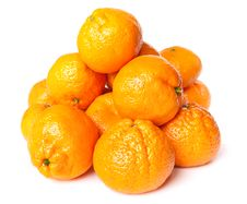 Free Fresh Oranges Stock Photography - 15505572