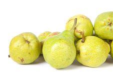Free Fresh Tasty Pears Royalty Free Stock Photos - 15506018