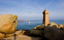 Free Pors Kamor Lighthouse Stock Photo - 15506330