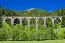 Free Railway Viaduct Stock Images - 15506624