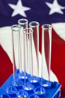 Free American Lab Research Royalty Free Stock Photos - 15509578