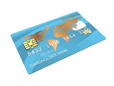 Free Plastic Card Royalty Free Stock Photo - 15509585