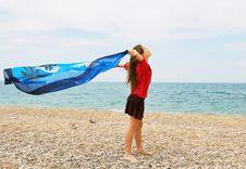 Free Happy Girl Stock Photo - 15509740