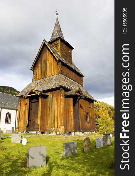 Church, Torpo Stavkirke