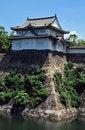 Free Osaka Castle Gatehouse Stock Photo - 15510650