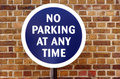 Free No Parking Royalty Free Stock Photos - 15511788