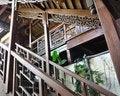 Free Woody Stair Stock Image - 15516331