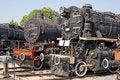 Free Locomotives Depot Stock Image - 15518591