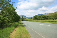 Free Travelling In Lake District Stock Photography - 15510152
