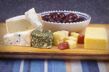 Free Cheese Varieties Royalty Free Stock Image - 15510296