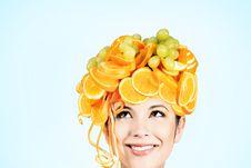 Free Cheerful Girl Stock Photos - 15510993