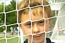 Free Young Soccer Player Stock Photos - 15511133