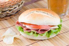Free Sandwich Stock Photo - 15511990