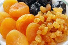 Free Dried Fruits Royalty Free Stock Images - 15512449