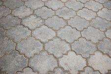 Free Pavement Tiles Royalty Free Stock Photos - 15512468