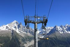 Free Chair Lift Stock Image - 15513911