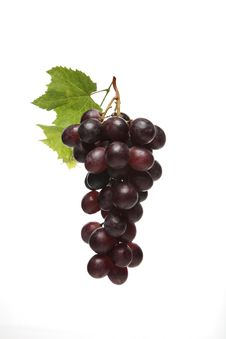 Free Grapes Royalty Free Stock Image - 15513976
