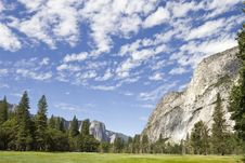 Free Yosemite Valley Stock Photography - 15514032
