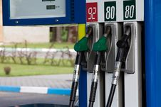 Free Fuel Station Stock Image - 15514161