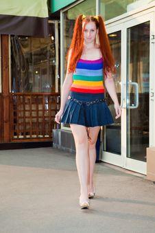 Free Elegant Girl Stock Photos - 15514363