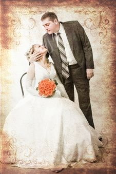 Free Happy Newly-wed Stock Photos - 15514473