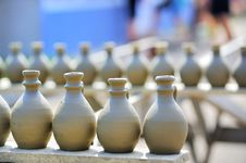 Free Drying Ceramic Vase Stock Photo - 15515500