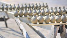 Free Drying Ceramic Vase Stock Photo - 15515540