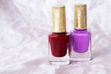 Free Nail Polish Royalty Free Stock Image - 15515946