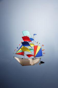Free Kite In The Sky Stock Image - 15516211