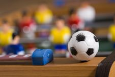 Free Tabletop Soccer Royalty Free Stock Image - 15517556