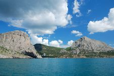 Free Green Bay Of Noviy Svet. Royalty Free Stock Photos - 15518028