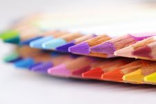 Free Color Pencils Royalty Free Stock Images - 15518399