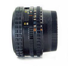 Free Camera Lens Stock Image - 15518681