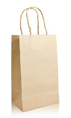 Free Recycle Bag Royalty Free Stock Photos - 15518748