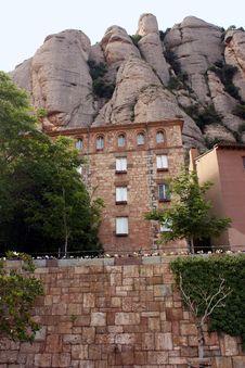 Free Montserrat Monastery Royalty Free Stock Image - 15519266