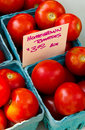 Free Homegrown Tomatoes For Sale Stock Photos - 15526163