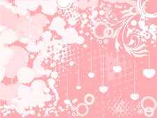 Free Background With Blots Royalty Free Stock Image - 15520516