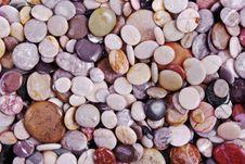 Free Wet Sea Stones Background Stock Photo - 15520770