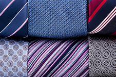 Free Tie Background Royalty Free Stock Photo - 15520975