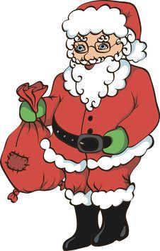 Free Santa Claus Stock Photo - 15523580