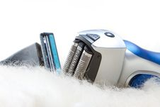 Free Electric Shaver Or Shaving Razor Royalty Free Stock Photo - 15523585