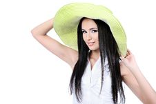Free Green Hat Stock Photos - 15524403