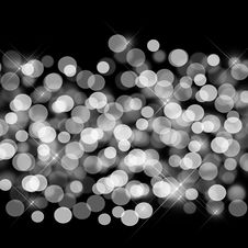Free Blurry Lights Stock Images - 15524754