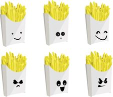 Free FFF_french_fries Royalty Free Stock Photo - 15524775