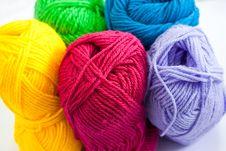 Free Thread Balls Royalty Free Stock Image - 15526616