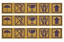 Free Shipping Symbols Stock Photo - 15526800